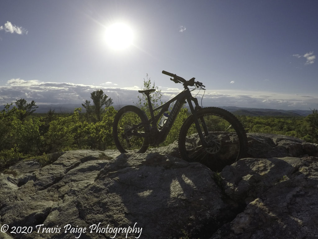 Upper Valley Mountain Biking French's Ledges