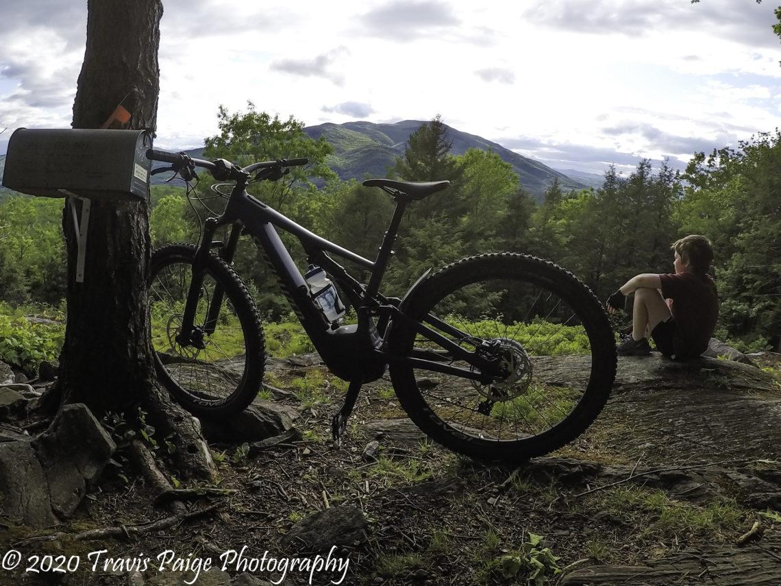 Upper Valley Mountain Biking Cornish Town Forest