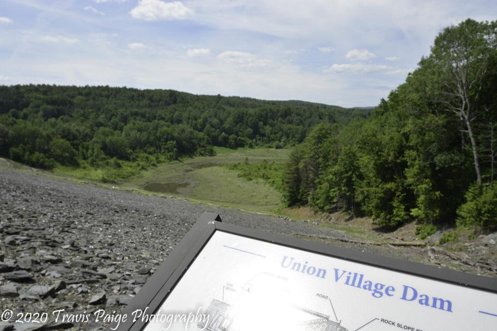 Upper Valley Mountain Biking Union Village Dam