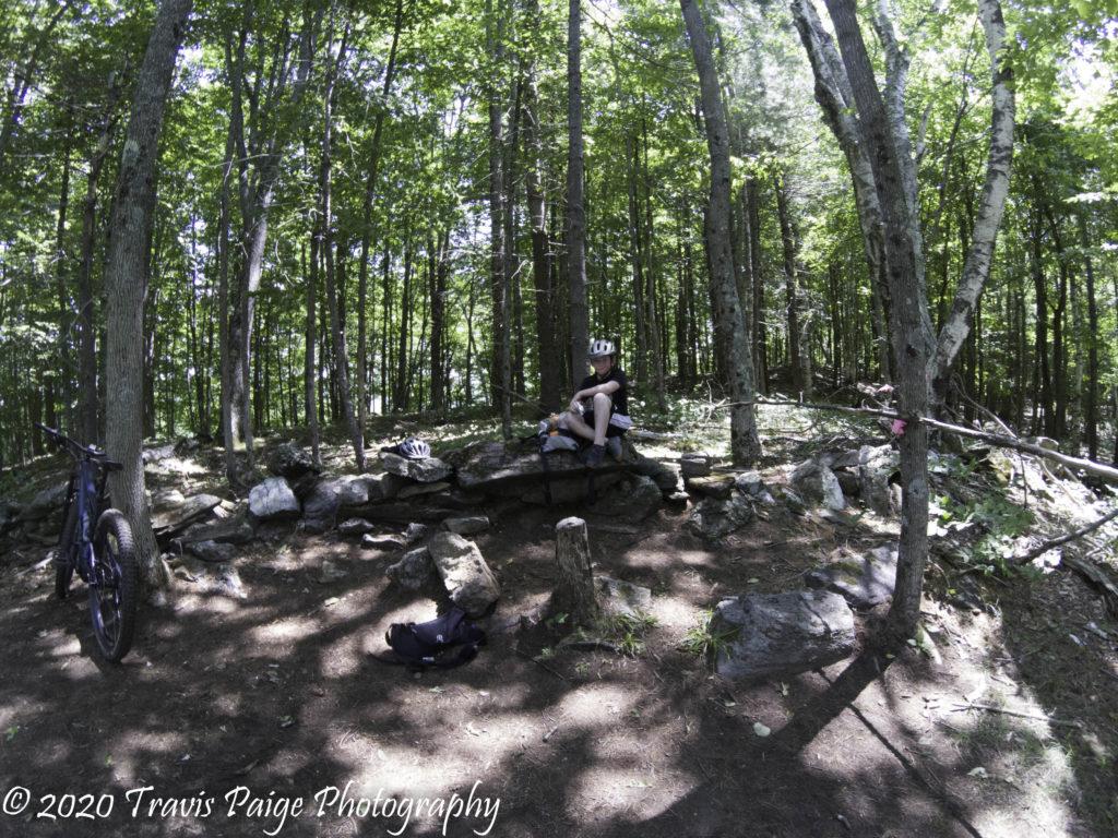 Upper Valley Mountain Biking Mount Peg