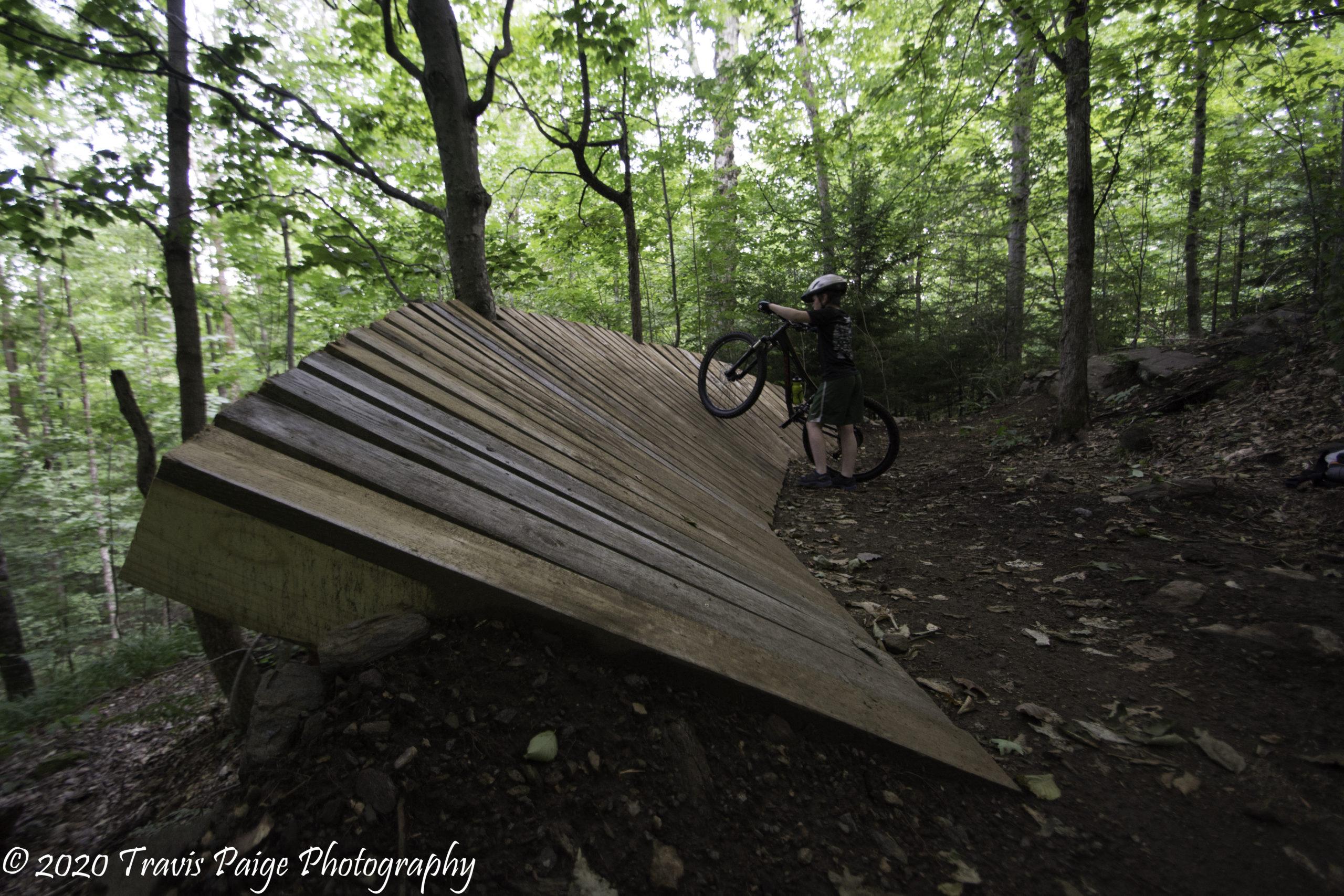 Upper Valley Mountain Biking Aqueduct Trails