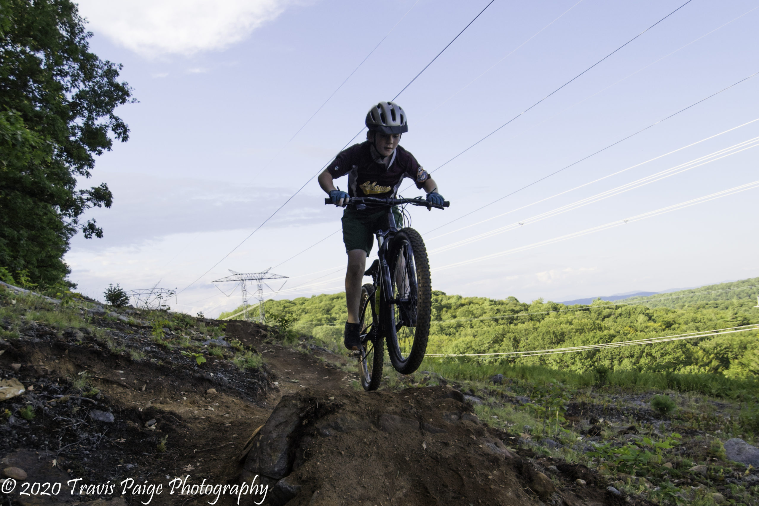 Upper Valley Mountain Biking Page Hill